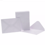 WHITE ENVELOPES
